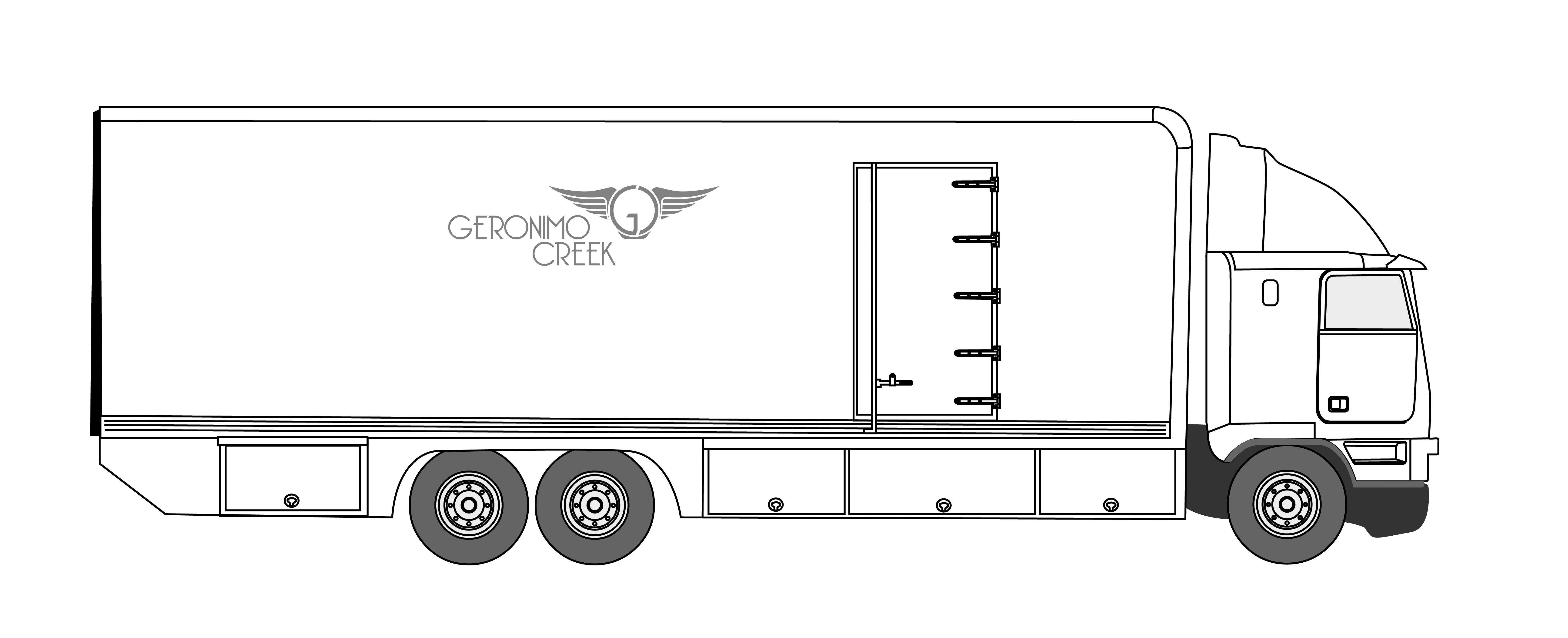 10 ton studio truck