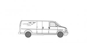 1 Ton Grip Van