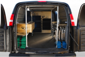 1 Ton Grip Van Package