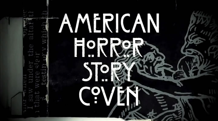 """""""American Horror Story"""" – Coven Intro"""