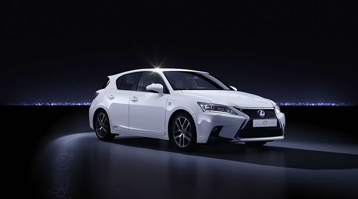 Lexus CT 200 Release Video