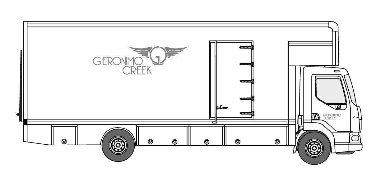 5 ton peterbilt 220 studio truck
